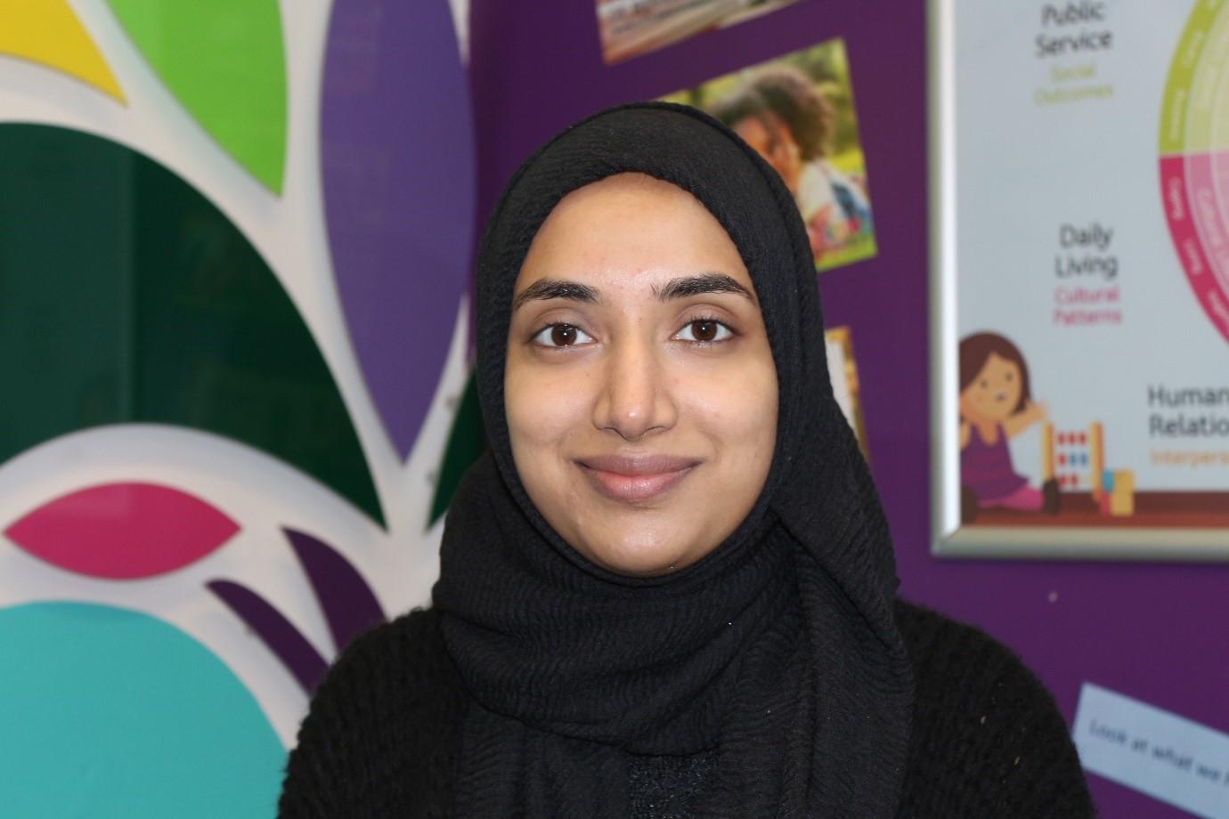 Mu'allimah Anisa Patel