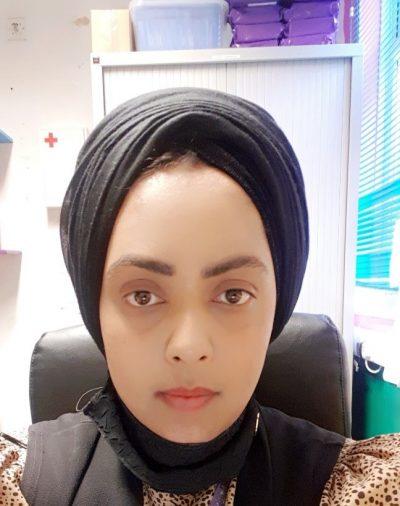 Mu'allimah Nabila Bhaiji